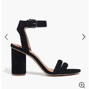 The Rosalie High-Heel Sandal BN